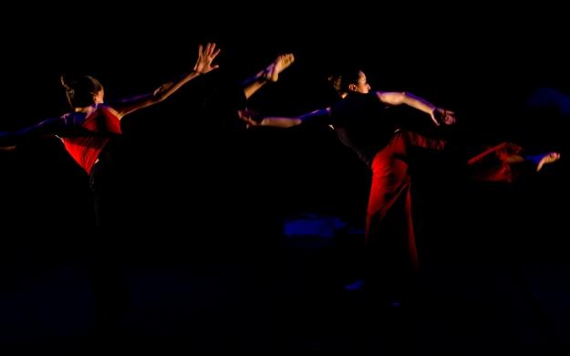 Evolução Física nas aulas de Dança Contemporânea