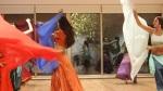 Abertura aula de Danças Orientais na CulturDança