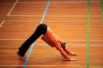 Alongamentos em Yoga