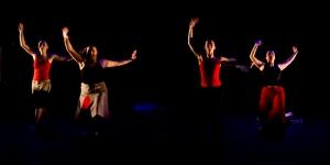 A fluência de movimento na Dança Contemporânea
