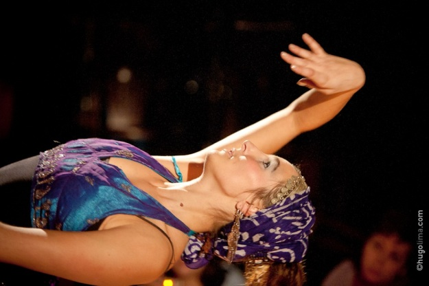 Charlotte Bispo no FESTIVAL ETNIAS 2011