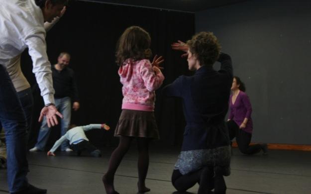 Workshop Onde se esconde a Beleza? Foto de Teresa Sousa